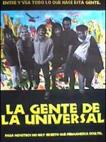 La Gente de la Universal Aizpea Goenaga